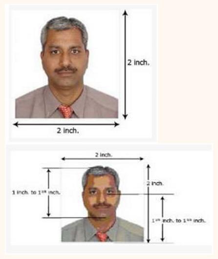 รูปตัวอย่างทำวีซ่าอินเดีย